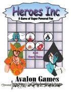 Heroes Inc. Set 3, Mini-Game #57