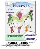 Heroes Inc, Mystic Pain, Mini-Game #65