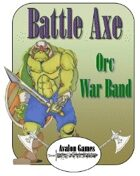 Battle Axe Orc Warband