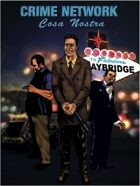 Crime Network: Cosa Nostra by Bedrock Games