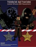 Terror Network: A Counter Terrorism RPG by Bedrock Games