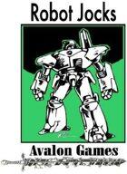 Robot Jocks, Avalon Mini-Game #10
