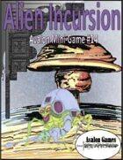 Alien Incursion, Avalon Mini-Game #14