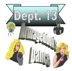 Dept. 13, Armageddon's Dance, Mini-Game #70