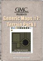 Generic Maps #7: Terrain Pack I