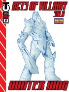 The Winter King - AoV Solo (M&M3e)