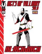 Blackjack - AoV Solo (M&M3e)