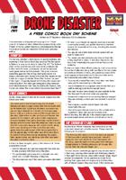 FCBD 2015 - Drone Disaster (MnM3e)