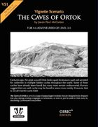 VS1 - The Caves of Ortok - OSRIC Edition