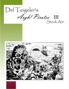 Del Teigeler's Argh! Pirates Stock Art III