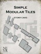 Simple Modular Tiles - Stony Cave