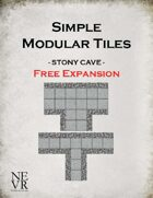 Simple Modular Tiles - Free Expansion for Stony Cave