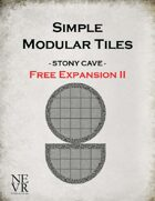 Simple Modular Tiles - Free Expansion 2 for Stony Cave