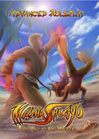 Musha Shugyo RPG: Advanced Roleplay