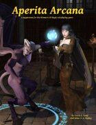 Aperita Arcana for Monsters & Magic