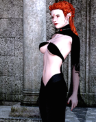 EGG Stock Art - Vampire Princess