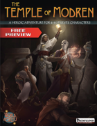 The Temple of Modren Free Preview