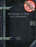 100 Doors to Find in a Dungeon