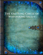 The Knitting Circle of Whispering Valley