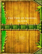 The Tree of Sighing Blades