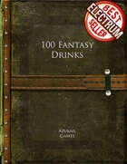 100 Fantasy Drinks