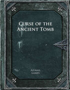 Curse of the Ancient Tomb
