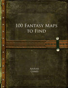 100 Fantasy Maps to Find