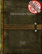 100 Fantasy Foods