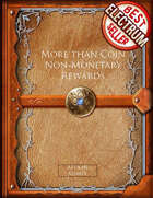 More than Coin – Non-Monetary Rewards