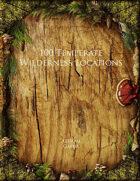 100 Temperate Wilderness Locations