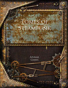 Tomes of Steampunk