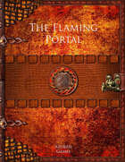 The Flaming Portal