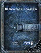 100 Snow and Ice Encounters (3Deep)