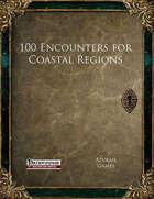 100 Encounters for Coastal Regions (PFRPG)