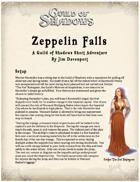 Zeppelin Falls - Adventure for Guild of Shadows