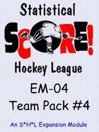 The SHL - Team Pack #4 - EM-04