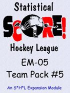 The SHL - Team Pack #5 - EM-05