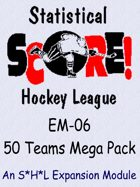 The SHL - 50 Teams Mega-Pack - EM-06