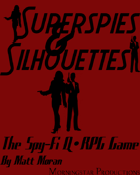 Q•RPG: Superspies & Silhouettes