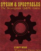 Q•RPG: Steam & Spectacles