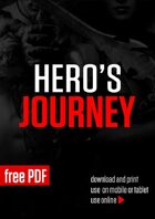 The Hero's Journey Workout Plan