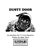 Dusty Door