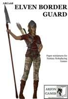 Elven Border Guard Set