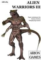Alien Warriors III set