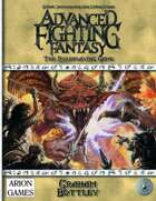 AFF Advanced Fighting Fantasy 2nd Ed