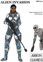Alien Invasion Set