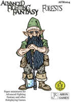 Advanced Fighting Fantasy Minis: Forests