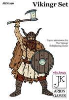 John Kapsalis Vikingr Set