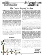 The Cauld Boy of the Inn