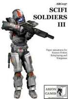 Science Fiction Soldiers III Set